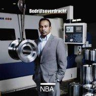 Brochure Bedrijfsoverdracht - NBA