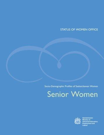 Senior Women - Social Services