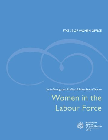 Women in the Labour Force 2009 - Social Services