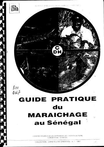 au Sénégal - Cra-segou.org