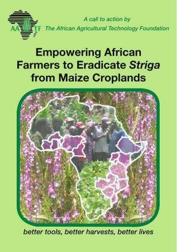Empowering African Farmers to Eradicate Striga from Maize ...