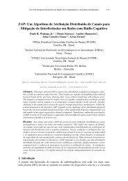ZAP: Um Algoritmo de Atribuiç ˜ao Distribuıda de Canais para ...