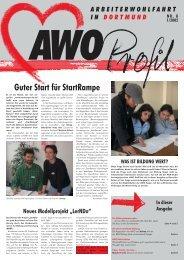 Guter Start für StartRampe - AWO Dortmund