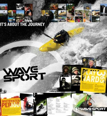 Download the latest product catalog here - Wave Sport Kayaks
