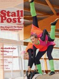 Stall Post - KRV Dortmund