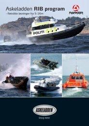Askeladden Custom Line 2013 - Askeladden Boats