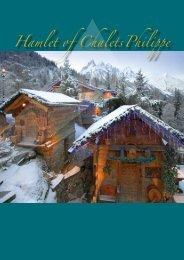 Hamlet of Chalets Philippe - World of Indulgence