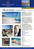 Villa La Conchas Marbella - World of Indulgence - Page 5