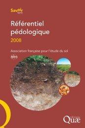 Référentiel pédologique 2008 - AFES