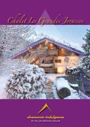 Chalet Les Grandes Jorasses - World of Indulgence