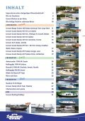 Unsere aktuelle Broschüre 2013 - freewater Yachtcharter - Page 3