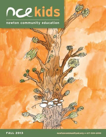 newton community education