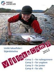 VillaksCamp 2012.pdf - Norske Lakseelver