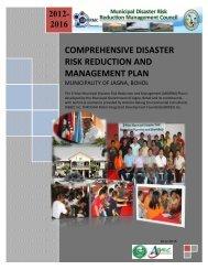 comprehensive disaster risk reduction and management plan - Jagna
