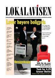 Designkupp - Lokalavisen