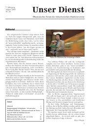 Editorial - SDV