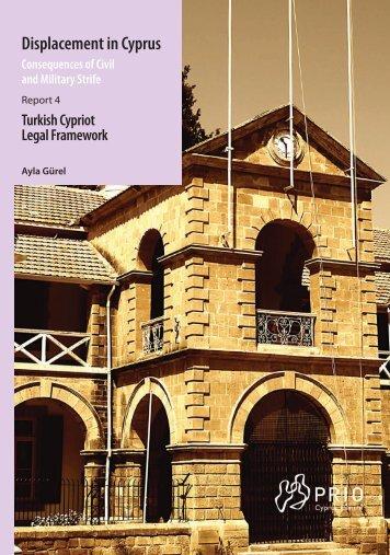 turkish cypriot legal framework