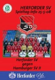Spieltaginfo Hamburg - Herforder SV Borussia Friedenstal