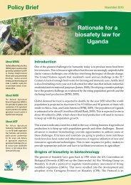 WEMA-UG 2a - African Agricultural Technology Foundation