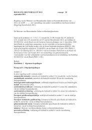 REGELING BOUWBESLUIT 2012 concept 20 september2011 ...