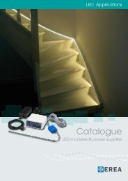 Surface Mounted Device - SMD - Lumidesign