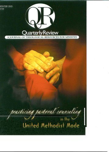 United Methodist Mode - Quarterly Review