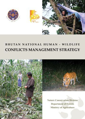 Human-wildlife conflict worldwide collection of case studies
