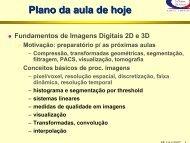 Fundamentos em processamento digital de imagens - Incor