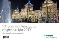 Premios City.People.Light - Philips