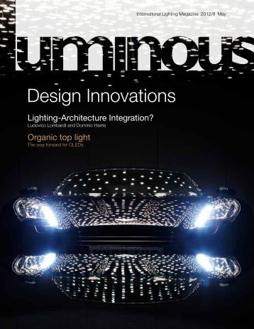 Design Innovations - Philips Lighting