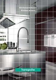 Küchenarmaturen Kitchen mixers - Kuysen