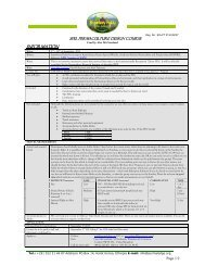 Application Form for Registering - Permaculture Research Institute