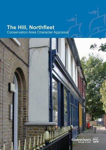 the hill, northfleet conservation area - Gravesham Borough Council