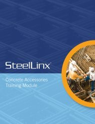 Concrete Accessories Training Module - BlueLinx
