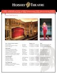 Promoter's Guide - Hershey Theatre - Page 2