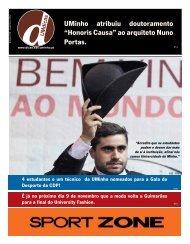 Jornal UMdicas nº106, de 8 de Novembro de 2012