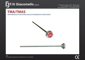 TMA/TMAS - F.lli Giacomello
