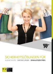 Sicherheitslösungen für den Einzelhandel