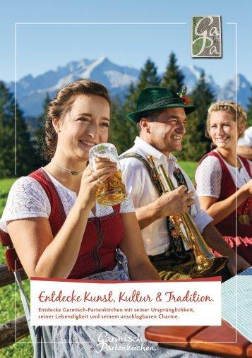 Entdecke Kunst, Kultur & Tradition