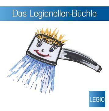 Das Legionellen-Büchle