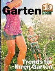 Trends für Ihren Garten