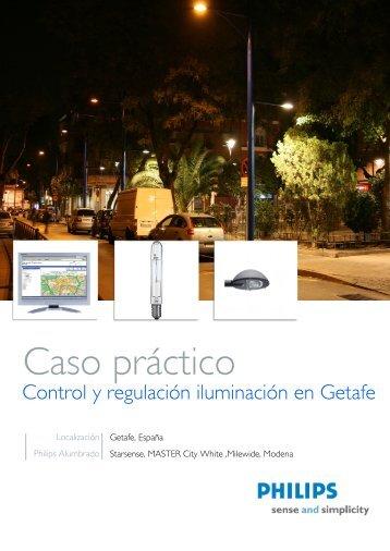 Caso práctico - Philips Lighting