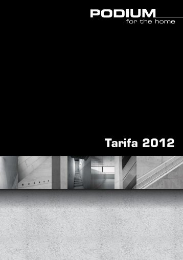 Tarifa 2012 - Philips