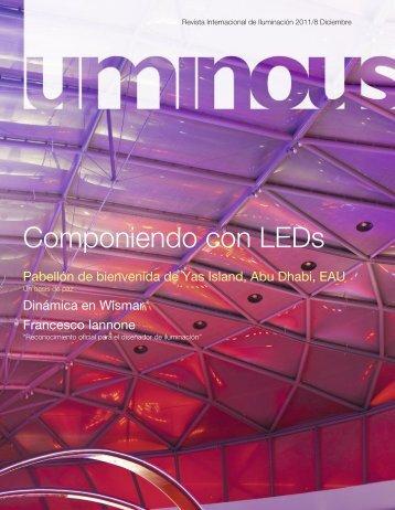 Luminous - Diciembre 2011 - Philips Lighting