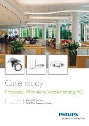 Case study Provinzial - Philips Lighting