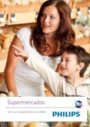 Supermercados - Philips