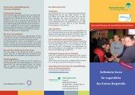 Geförderte Kurse für Jugendliche des Kreises ... - Odenwald-Institut