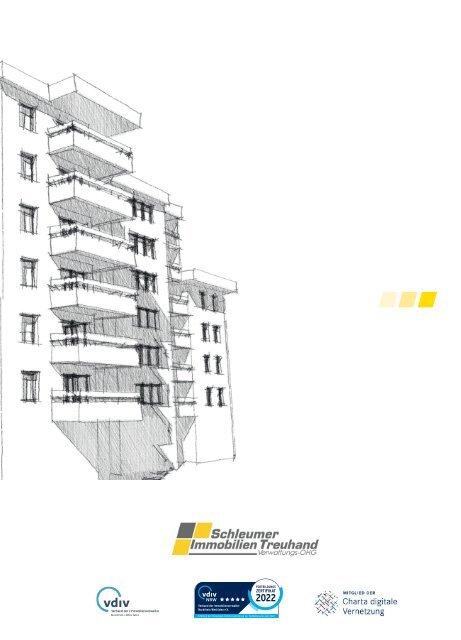 Informationsmaterial WEG-Verwaltung