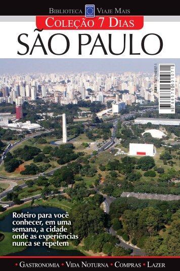 Guia 7 Dias SP - São Paulo Turismo