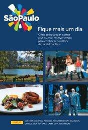 Fique Mais um dia PORT - Comunicação - São Paulo Turismo